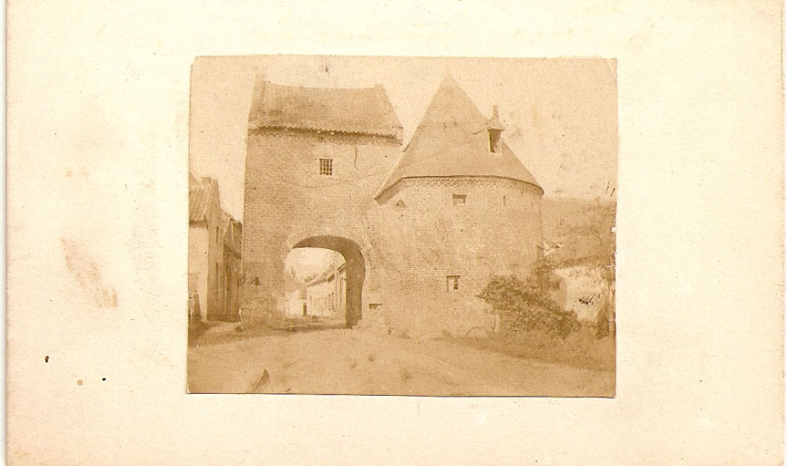 Oppumse poort